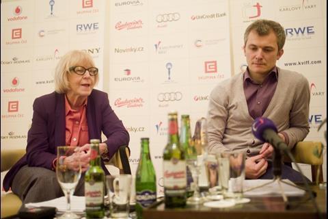Eva Zaoralova and Karel Och